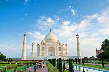 2 Days:Overnight Taj Mahal & Agra Tour from Delhi