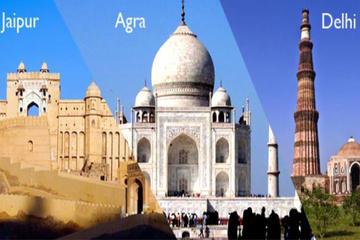4 Days:Golden Triangle Tour from Delhi
