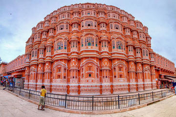 Luxury Jaipur Trip just in a Day from Delhi