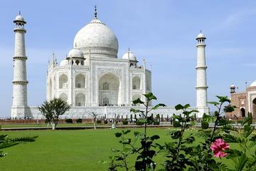 Private:Full Day Tour of Agra with Taj Mahal,Agra Fort and Baby Taj