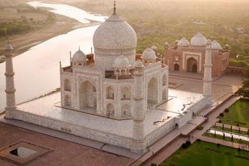 Same Day Taj Mahal Tour from Jaipur by Train