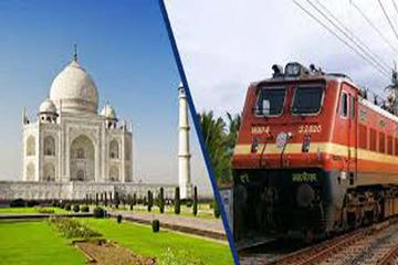 Taj Mahal & Agra Private Tour by Express Train from Delhi