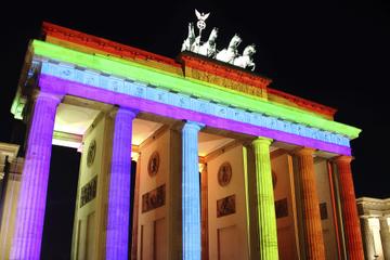 Excursão privada: Excursão noturna por locais incomuns de Berlim...