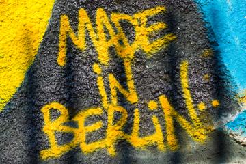 Visite de l'art de la rue à Berlin et...