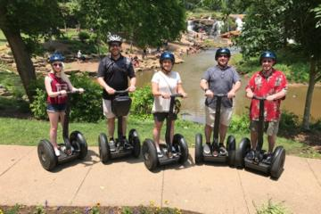 Day Trip Greenville Segway Tour near Greenville, South Carolina