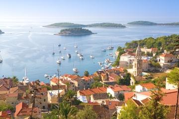 Excursão de barco pela Croácia para grupos pequenos com duração de 8...