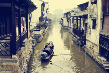 Ancient China and Shaoxing Water Town Day Tour from Hangzhou