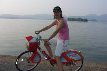 Bike Tour in Hangzhou: Heaven on...