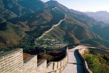 Busrundfahrt zur chinesischen Mauer bei Badaling und den Ming-Gräbern