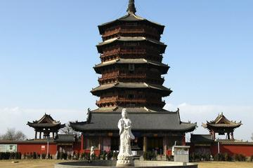 Datong Full-Day Tour: Hengshan Hanging Temple and Ying Xian Wooden Pagoda