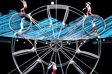 ERA-Intersection of Time Acrobatic Show in Shanghai