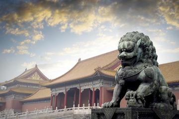 Excursão Histórica para Grupos Pequenos de Pequim incluindo Cidade...