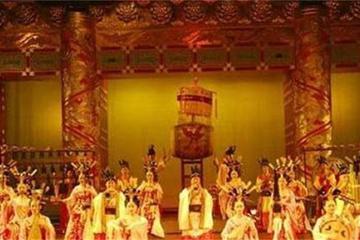 Excursion en soirée: dîner-spectacle Tang Dynasty à Xi'an