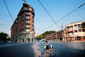 Exploring Shanghai by Bike Half-Day Tour