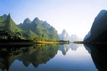 Guilin Li River Cruise to Yangshuo including Hotel Transfer by Bus