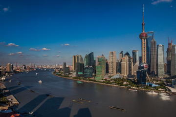 Huangpu River Night Cruise with Hotel Transfer Service