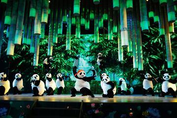 Kid's favorite: Kungfu Panda Show in Shichahai
