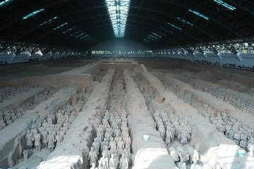 Museum of Qin Terra-cotta Warriors and Horses from Xi'an