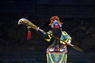 Peking Opera Experience at Liyuan Theater