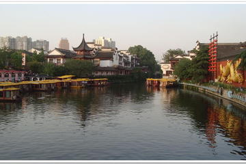 Private Nanjing Sightseeing Day Trip from Shanghai by Train including Lunch