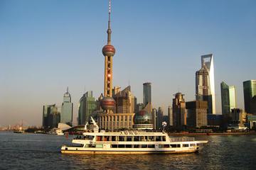Shanghai Sightseeing Tour with Wonton