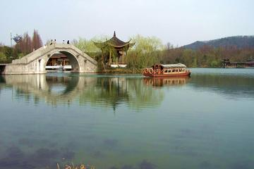 Private Tour: West Lake, Linyin Temple and Dragon Well Tea Terrace