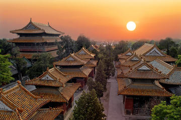 Qufu Private Tour of Confucius Temple plus Kong's Family Mansion and Cemetery by Public Transportation