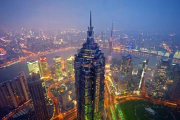 Shanghai Jin Mao Tower Observation...