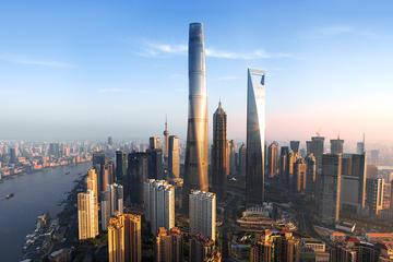 Shanghai Tower Observation Deck...