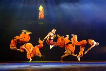 Spectacle de Shaolin Kung Fu au Théâtre Rouge de Pékin