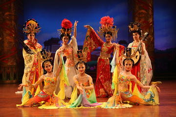 Tang Palace Show in Xi'an
