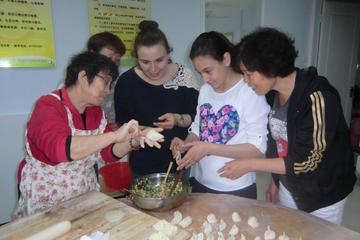 Taste of Shanghai: Half-Day Cooking Class of Dumplings and Chinese...