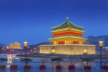Xi'an em Um Dia: Viagem diurna saindo...