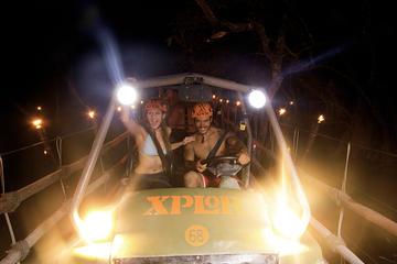 Abendlicher Eintritt zu Xplor Adventure Park mit Transport