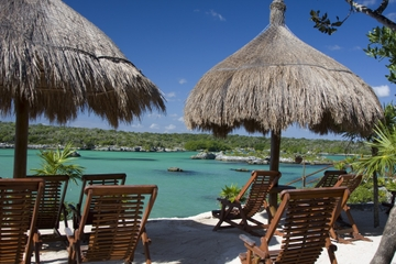 Cancún Combo Tour: Xcaret, Xel-Ha...