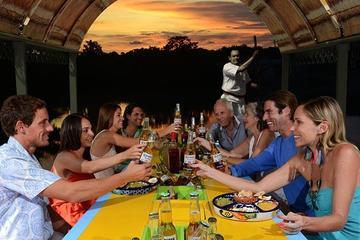 Croisière Xoximilco: Fiesta mexicaine à Cancun avec transport