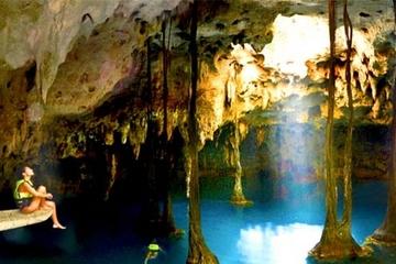 Xenotes Oasis Maya: aventura pelos cenotes de Playa del Carmen