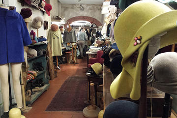 Florence Fashion and Design Boutiques Walking Tour