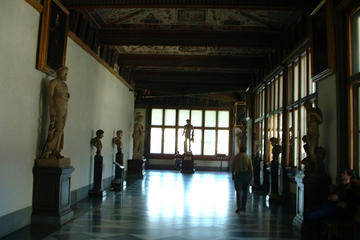 Two-Hour Uffizi Gallery Tour