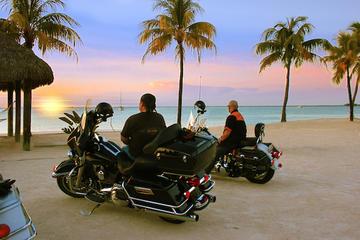 Tour autonomo di 3 giorni in Harley Davidson da Miami