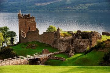 Castillo de Urquhart: Entrada