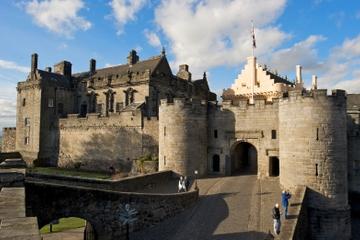 Eintrittskarte für die Burg von Stirling