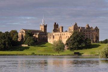 Ingresso para o Linlithgow Palace