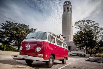 San Francisco in a Vintage VW Bus City Tour