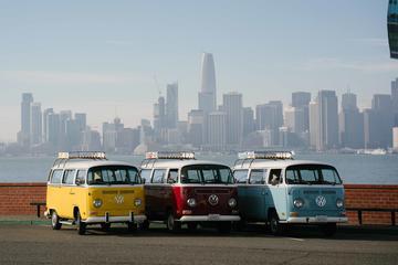 San Francisco Express City Tour and Alcatraz Combo
