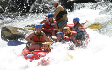 Zambezi River Rafting Trip from...