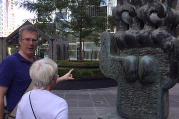 TalkWalk Front and Centre Guided Walking Tour of Public Art and Sculpture