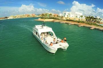 Crucero en catamarán Scape Park desde Punta Cana