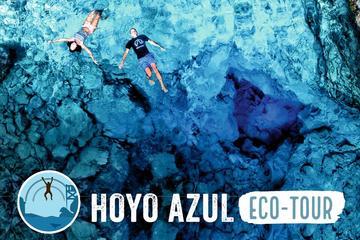 Hoyo Azul Cenote Tour at Scape Park from Punta Cana