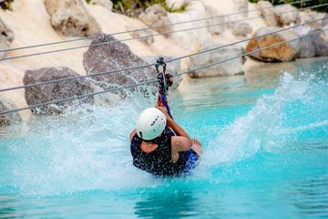 Scape Park Zip Line Eco Splash and Xenotes Caribe